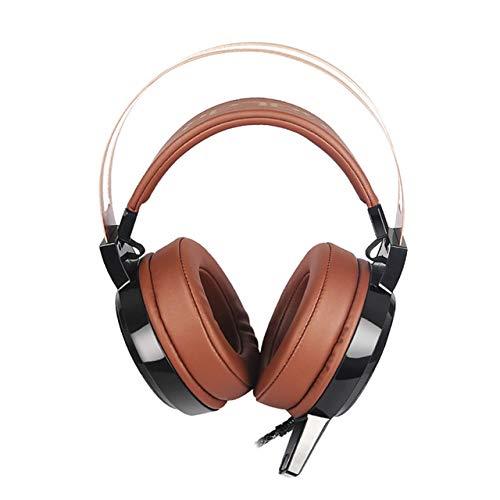 HX0945 Gaming Headset Bedraad PC Stereo Koptelefoon met Microfoon voor Computer Gamer Hoofdtelefoon 3.5Mm