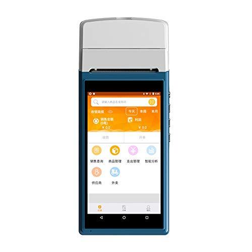 Terminal portable, collecteur de données PDA Android, scan du code de sortie du stock dans le scanner à écran tactile de gestion des dépôts