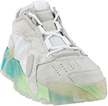adidas Mens Streetball Lace Up Sneakers Shoes Casual - Off White - Size 12 D