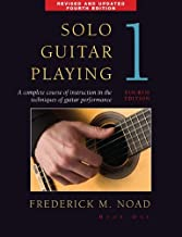 [Solo Guitar Playing - Book 1, 4th Edition] [By: Noad, Frederick] [July, 2008]