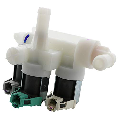 Kitchen Basics 101: W10247306 Washer Water Inlet Valve Replacement for Whirlpool Maytag Kenmore