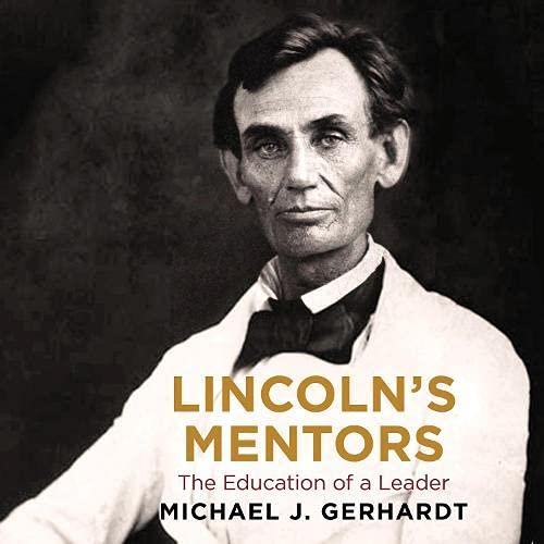 Lincoln's Mentors cover art