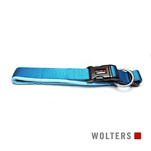 Wolters | Halsband Professional Comfort in Aqua/Azur | Halsumfang 35 - 40 cm