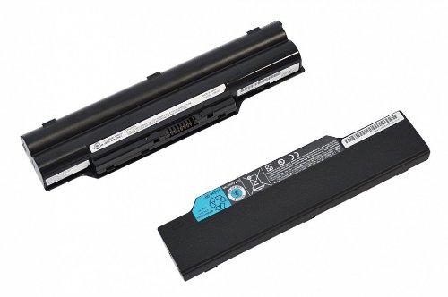 Akku für Fujitsu LifeBook E751, E752, E781, E782, P701, P702, P771, P772, S751, S752, S760, S761, S762, S781, S782, S792, T580 (5.800 mAh -Sonderposten- FUJ:CP293550-01)