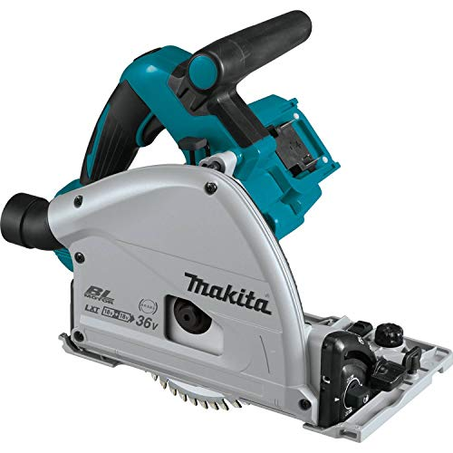 "Makita XPS01Z 18V X2 LXT Lithium-Ion Brushless 6-1/2"" Plunge Circular Saw"