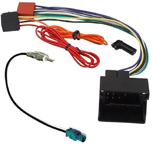 Kit Installation Autoradio KITCABLE-24 compatible avec Audi Seat Skoda VW