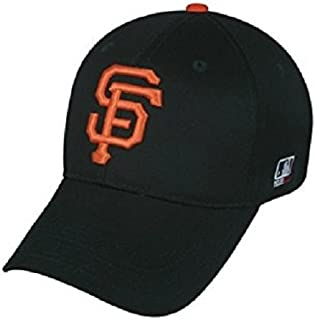 Outdoor Cap San Francisco Giants Youth MLB Licensed Replica Caps/All 30 Teams, Official Major League Baseball Hat of Youth Little League and Youth Teams