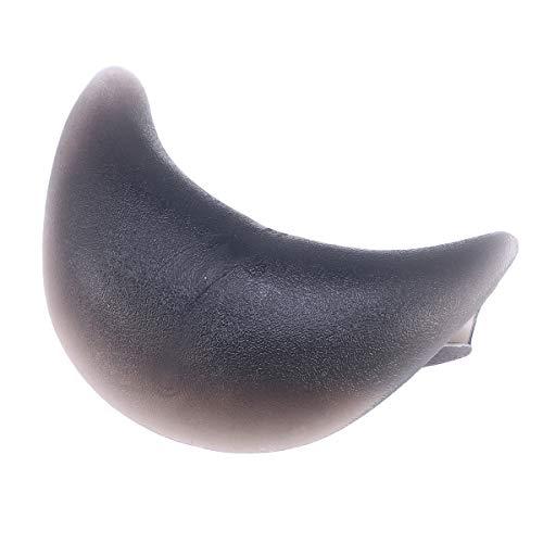 HEALIFTY Almohada vertical del resto del cuello del cuenco del champú de la silicona para el fregadero de la colada del pelo del salón