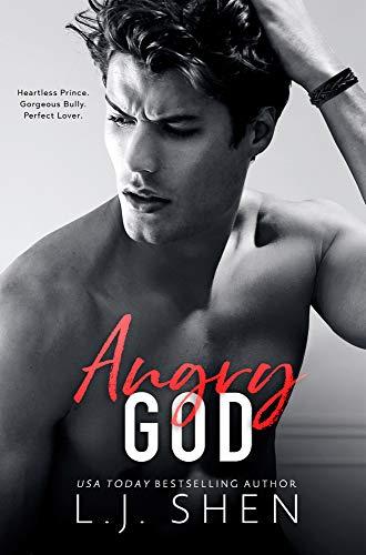 Angry God (All Saints High Series Book 3) (English Edition)
