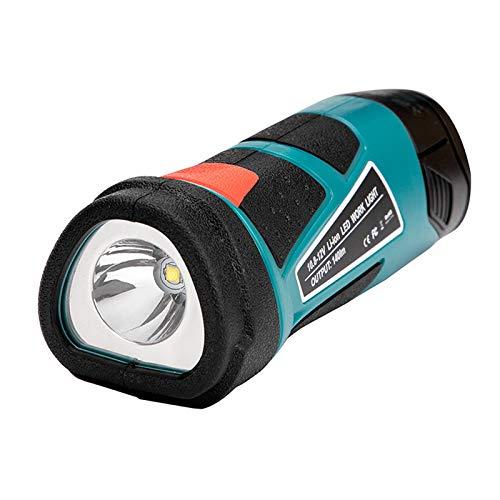 DF330D BL1013 BL1014 para Makita 3W lámpara de iluminación de linterna de mano paquete de batería para Makita 10.8V-12V adecuado batería de litio para Makita 10.8V DF030DWX DF030DWE DF330D