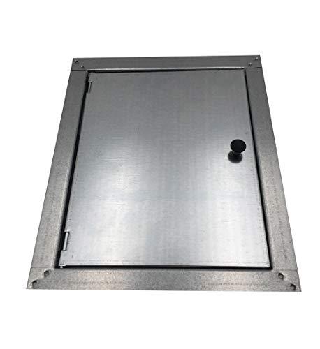 Einside - Puerta para inspección, de acero galvanizado, para todos