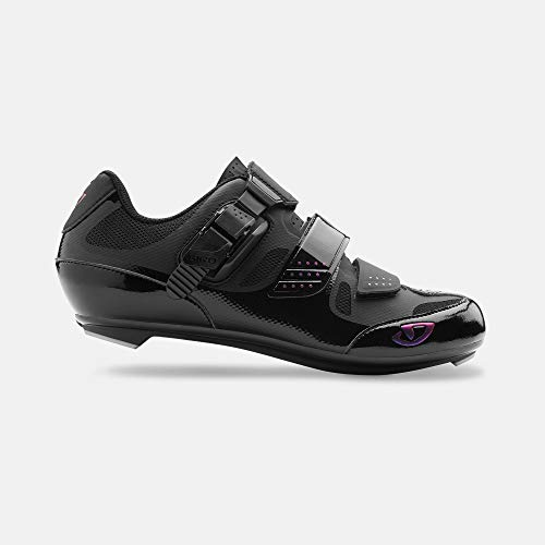 Giro Solara II Womens Road Cycling Shoe − 41.5, Black (2019)