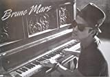 Bruno Mars am Klavier | UK Import Plakat, Poster [58 x 83