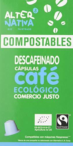 AlterNativa3, Cápsulas de café - 10 cápsulas