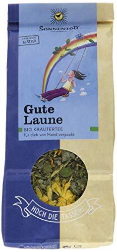 Sonnentor Gute Laune-Kräutertee lose, 50 g - Bio