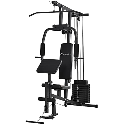 Soozier Home Gym Station