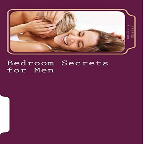 Bedroom Secrets for Men audiobook cover art