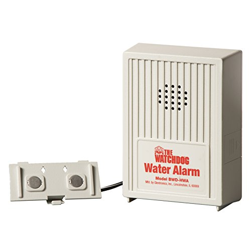 THE BASEMENT WATCHDOG Model BWD-HWA 110 dB Battery Operated Water Alarm