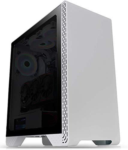 Adamant Custom SolidWorks CAD Workstation Computer Intel Core i7 9700K 3.6Ghz 16Gb DDR4 2TB HDD 500Gb SSD WIN10 PRO 600W PSU AMD Radeon PRO WX 4100 4Gb