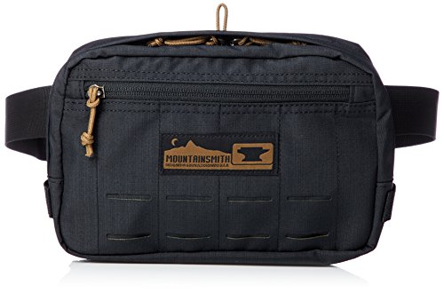 Mountainsmith Sidekick Medium Lendenwirbelsäule Fanny Pack, Heritage schwarz, One Size