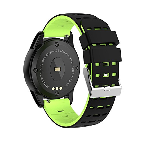 Watch Digitale Smart Watch Orologio Orologio Digitale Orologio Sport Digitale Orologio Uomo Bracciale Orologio Bluetooth Android Business Watch Orologio Uomo Fitness Tracker NBAA