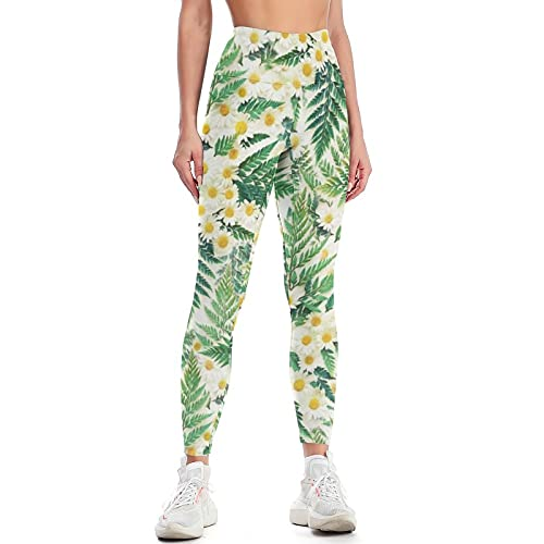 QTJY Pantalones de Yoga para Levantar la Cadera de Cintura Alta para Mujer, Pantalones de Ejercicio Push-up para Gimnasio, Leggings para Celulitis elásticos, Pantalones para Correr I M