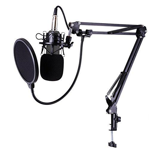 Foru-1 BM-800 Studio Live Streaming Broadcasting Aufnahme Kondensatormikrofon