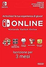 90 Giorni Switch Online Membri (Individual) | Nintendo Switch - Codice download