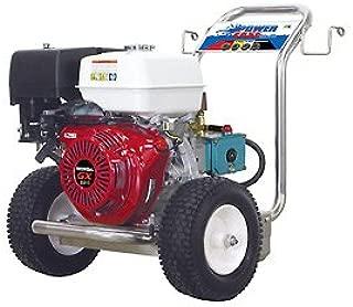 BE Pressure P4013HJBS 4000 PSI Pressure Washer - 13HP, Honda GX Engine, Cat Pump