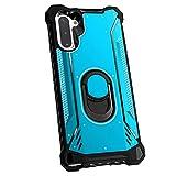 Compatible avec Samsung Galaxy Note 10, métal ultra fin + PC + TPU 3 en 1, coque de protection fine...