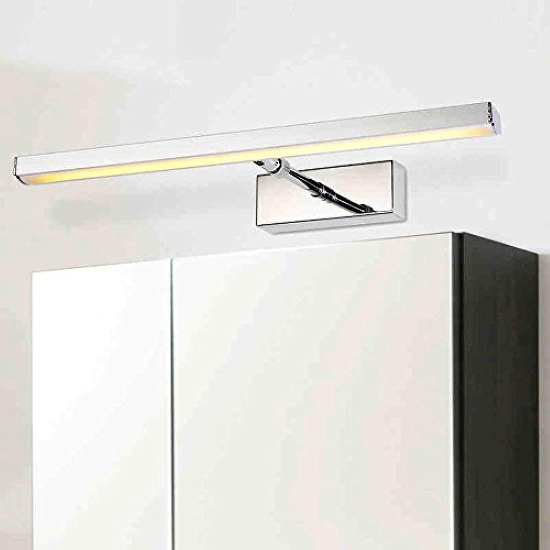 SED Spiegel-Scheinwerfer führte Mini-Art-Badezimmer-Beleuchtung-modernes zeitgenssisches geführtes integriertes Metallwasserdichtes und Anti-Fog-Wand-Licht