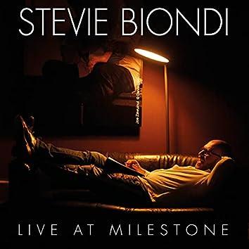 Live at Milestone