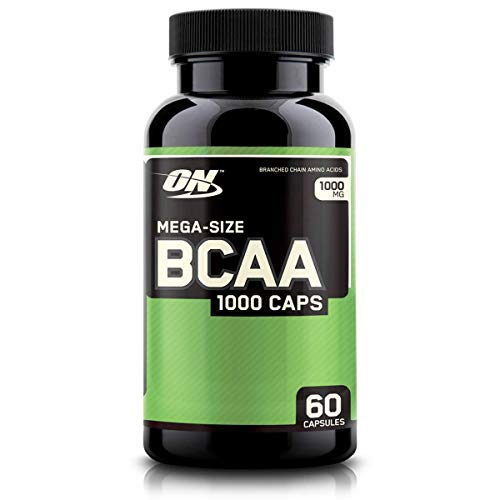 BCAA 1000 - 60 Cápsulas, Optimum Nutrition