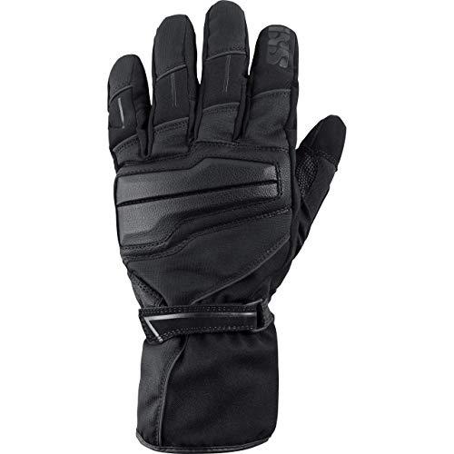 IXS Motorradhandschuhe lang Motorrad Handschuh X-Clinch Handschuh Balin schwarz XXL, Herren, Tourer, Ganzjährig, Polyester