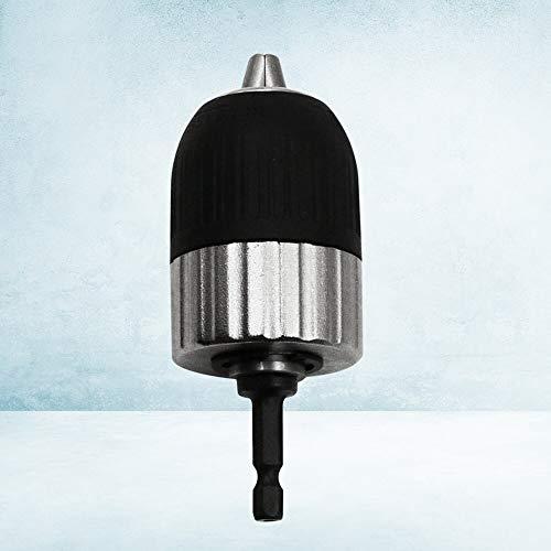 ZKAIAI Industrial - Adaptador de taladro de acero de 2 a 13 mm, convertidor de brocas, herramienta convertidor de brocas de mano (color: imagen 1)