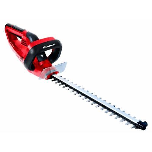Einhell GH-EH 4245 Tagliasiepi elettrico (tensione 220-240 V, potenza 420 W, lungh. taglio 45 cm, distanza denti 16 mm,incl. Faretra)
