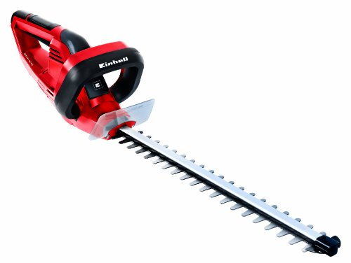 Einhell GH-EH 4245 420 W Electric Hedge Trimmer with 45 cm Cutting Length - Red and Black