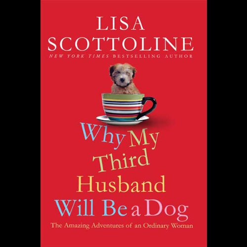 Why My Third Husband Will Be a Dog cover art