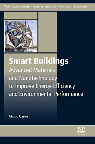 Smart Buildings: Advanced Materials and Nanotechnology to Improve Energy-Efficiency and Environmenta