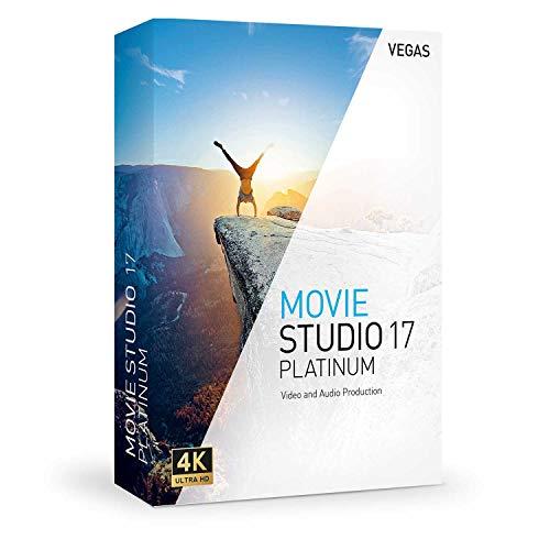VEGAS Movie Studio 17 Platinum: Edit Films with Professional Level Tools
