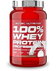 Scitec Nutrition 100% Whey Protein Professional, Con aminoácidos clave y enzimas digestivas adicionales, sin azúcares añadidos, sin gluten