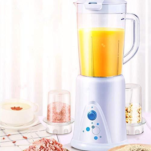 GPWDSN Entsafter Mixer, Kochmaschine Multifunktionshaushaltsfleisch Supplement Lebensmittel Sojamilch Saft-Maschine Mixer