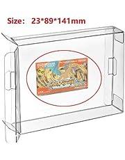 WiCareYo 10ピースCIBゲームボックスカートリッジケースプロテクタースリーブ用ゲームボーイアドバンスゲームボックスプロテクター日本版