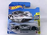 2016 Ford GT Race Metallic Silver Hot Wheels 2021 67/250 (tarjeta corta)