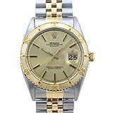 ロレックス ROLEX デイトジャスト 1625/3 シャンパン文字盤 中古 腕時計 メンズ (W203972) [並行輸入品]