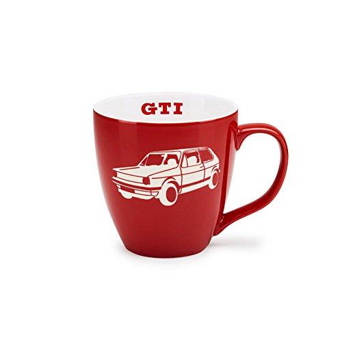 Volkswagen 5KA069601A Tasse Becher GTI One, rot