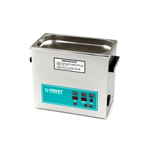 Crest CP500D (CP500-D) 1.5 Gal. Ultrasonic Cleaner-Heat & Digital Timer