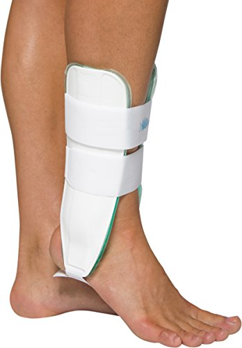 Aircast Air-Stirrup Ankle Support Brace, Right Foot, Medium