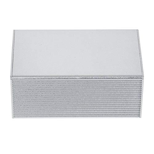 Caja de proyecto, accesorios de carcasa de aleación de aluminio Caja eléctrica, caja de conexiones Placa de circuito impreso Caja de proyecto para placa de circuito GPRS