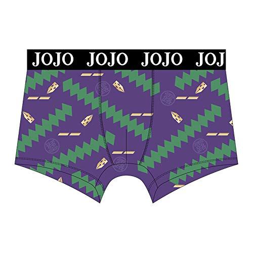 JoJo's Bizarre Avontuur Ondergoed, Otaku Panties Grappige Novel Ondergoed Onderbroek Cosplay voor Mannen en Vrouwen